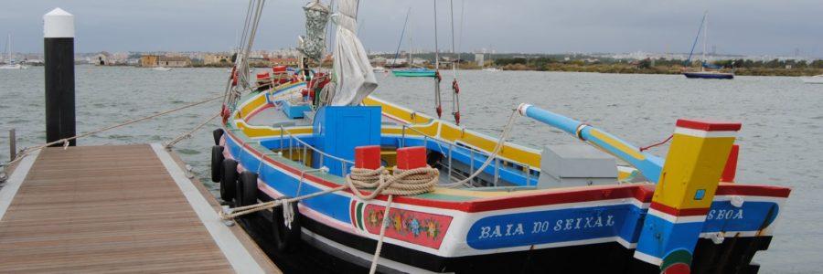 Embarcação Típica - Seixal